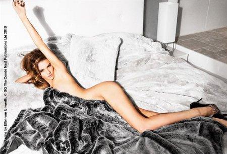 Fotos El Desnudo De Rosie Huntington Whiteley En Gq Cooperativacl