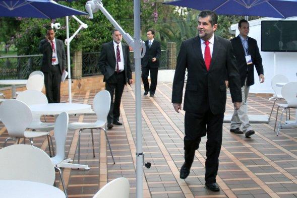 Fotos subsecretario del interior informa sobre las for Subsecretario del interior