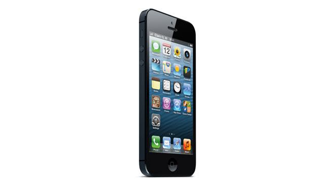 fcfa1603dee El iPhone 5 debuta finalmente en Chile - Cooperativa.cl