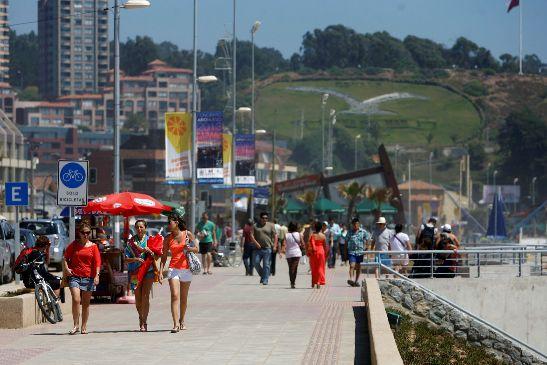 Vi a del mar es la mejor ciudad de chile para vivir y - Mejores ciudades de espana para vivir y trabajar ...
