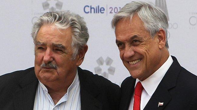 "José Mujica: ""Piñera tiene poco glamour"""