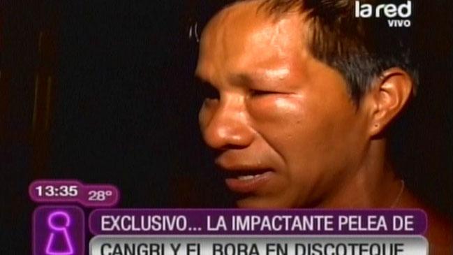 """Fotos Del Cangri Muerto: """"Cangri"""" Golpeó A Bora Aroldo En Discoteca Santiaguina"""