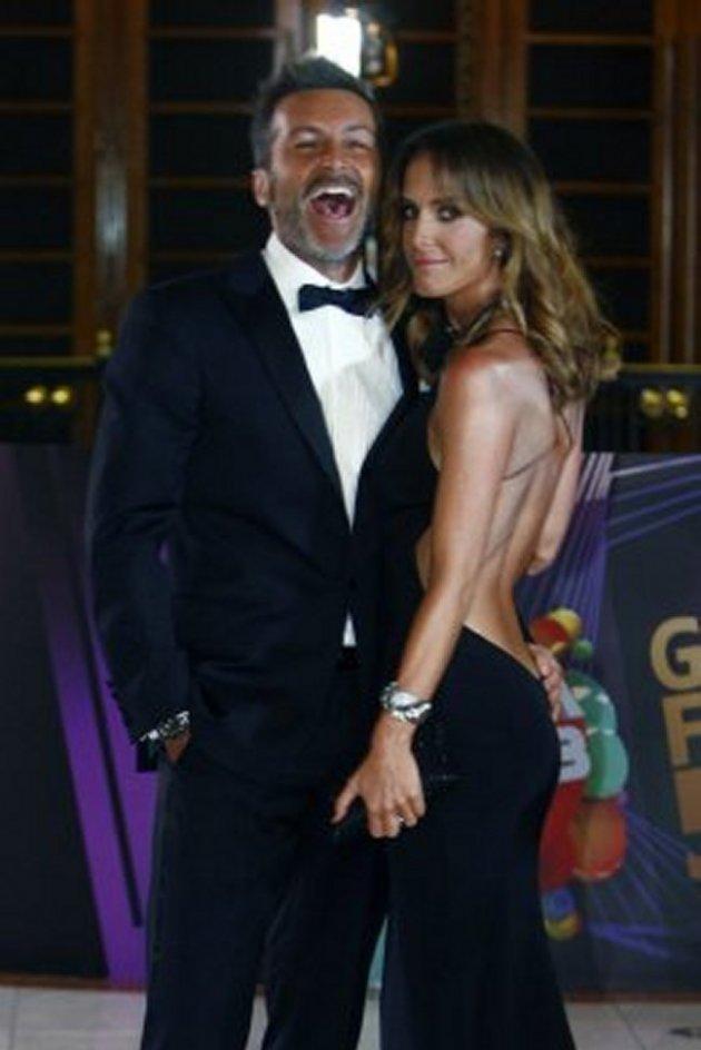 Vestido diana bolocco gala vina 2013
