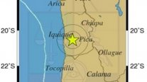 Temblor de menor intensidad afectó al norte