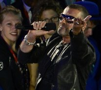 George Michael sigue hospitalizado en observaciones tras accidente