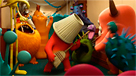 "El nuevo avance de ""Monsters University"""