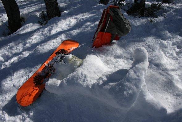 Fotos Concurso De Monos De Nieve Abrió La Temporada Invernal En