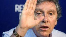 Espina afirmó que no es posible doblar a la oposición en ninguna circunscripción.