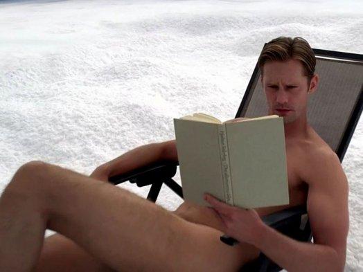 Fotos Alexander Skarsgard Tuvo Fogoso Desnudo En El Final De