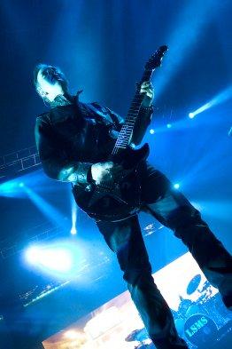 [Fotos] Así fue el concierto de Alice in Chains en Chile
