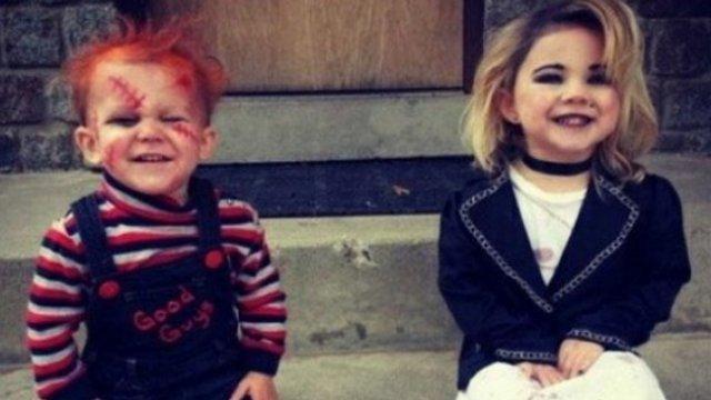 """[Fotos] Así lucen """"Chucky"""" y su novia """"Tiffany"""" en la ..."""