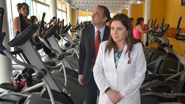 Autoridad sanitaria clausur dos gimnasios de la regi n for Gimnasio pacific