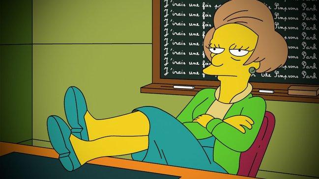 """[IMPACTO] Marcia Wallace, la voz en inglés de la profesora Krabappel en """"Los Simpson"""", murió a los 70 años Foto_0000001420131027123713"""