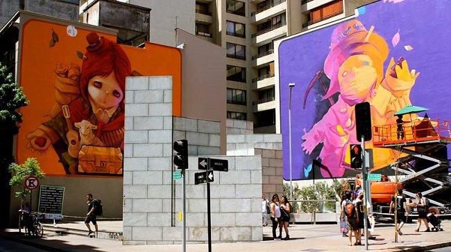 Metro Inauguro Nuevo Mural En La Estacion Bellas Artes Cooperativa Cl