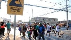 Barrientos sostuvo que la extensión en el tiempo de los sismos en el norte del país le genera confusión.