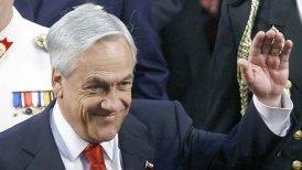 """""""Chile Avanza"""" está presidido por el primo del ex Jefe de Estado, Andrés Chadwick."""