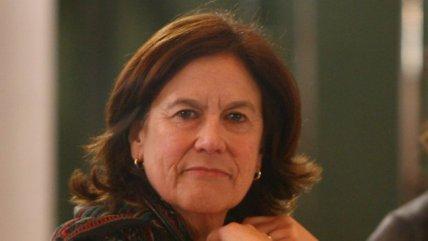 Mariana Aylwin comparó reforma educacional de Bachelet con el Transantiago