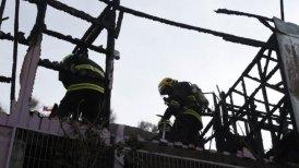 72 hombres y cinco mujeres fueron evacuados de forma inmediata.