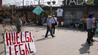Trabajadores del hogar de cristo iniciaron huelga este for Formulario trabajadores del hogar