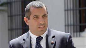 Gustavo Hasbún anunció esta eventual acusación constitucional.