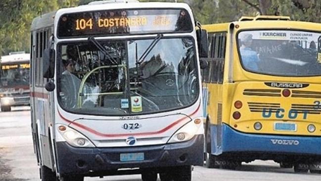 masturbarse autobús