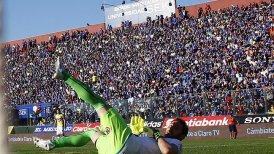 U. de Chile fue el equipo con mejor asistencia en la octava fecha del Apertura (Cooperativa) Foto_0000001020140916195604