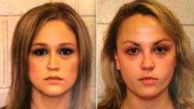 """Dos profesoras fueron arrestadas por hacer un """"trío"""" con un alumno(Cooperativa) Foto_0000001020141002213037"""