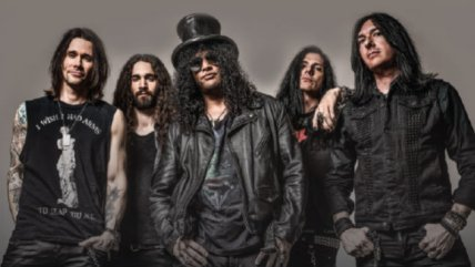 Slash confirma show en Chile en marzo de 2015