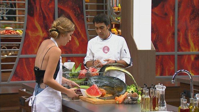 Fotos participantes de masterchef enfrentaron a la for La nueva cocina francesa