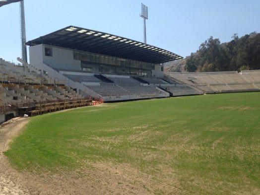 Estadio de Viña del Mar estará listo para la Copa América, según autoridades