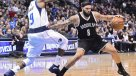 Brooklyn Nets superó a los Mavericks en Dallas