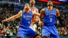 Chicago Bulls doblegó a Oklahoma City Thunder en la NBA