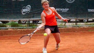 Fernanda Brito superó la primera ronda en ITF de Ribeirao Preto - Cooperativa.cl