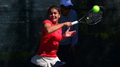 Fernanda Brito clasificó a la final en el ITF de Ribeirao Preto - Cooperativa.cl