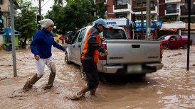 No se podrán realizar evacuaciones por tierra en Atacama.
