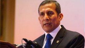 """Humala dijo que solo intervendrá en el litigio """"si en algún momento de este proceso se pone en cuestión el vínculo de soberanía en Arica""""."""