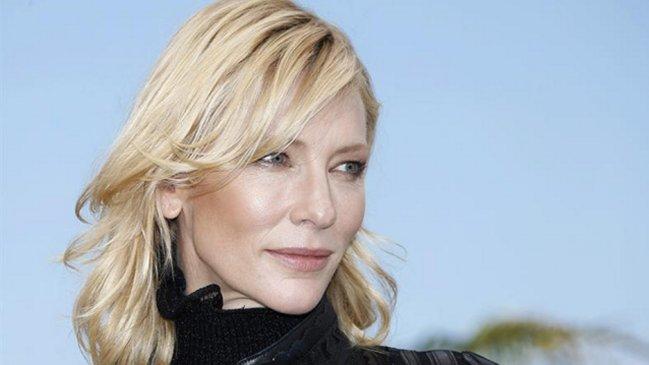 Cate Blanchett Aseguró Que Sus Relaciones Lésbicas No Incluyeron