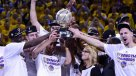 Golden State Warriors festejó como campeón de la Conferencia Oeste