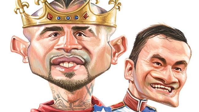 ¿Quién se quedará con la corona, el Príncipe o EL KING?