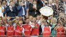 El triunfo de Arsenal en la Community Shield ante Chelsea