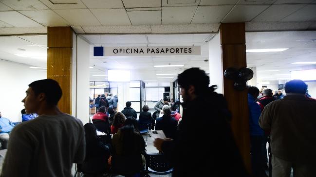 Pasaportes oficinas del registro civil con horas agotadas for Oficina registro civil