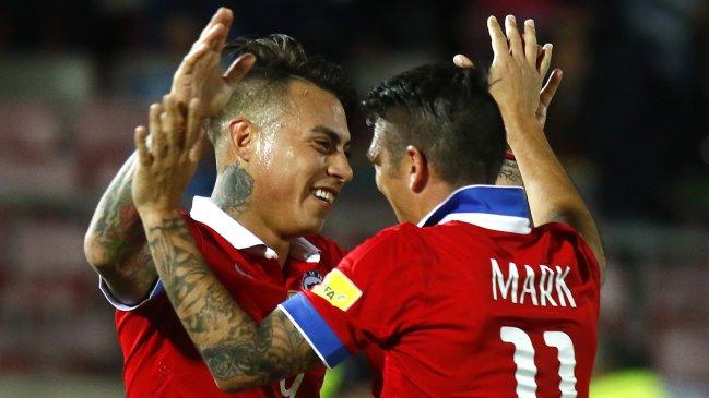Chile Va Al Mundial De Rusia 2018