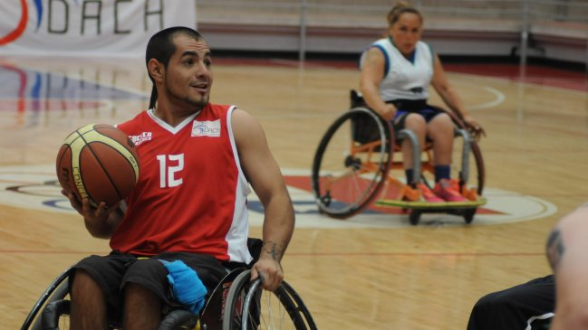 El tercer zonal de baloncesto en silla de ruedas se realizará en Valdivia