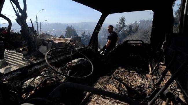 La Araucanía: Empresario fue formalizado por simular atentado incendiario