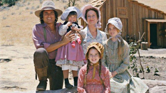 Recuerdas a carrie ingalls fue interpretada por for Casas de la epoca actual