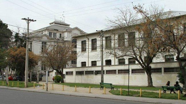 Demolici n del antiguo cuartel borgo o de la cni genera for Casa amarilla la serena