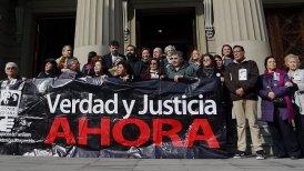 Agrupaciones de derechos humanos se han manifestado recientemente contra la posibilidad de dar beneficios a criminales de lesa humanidad.
