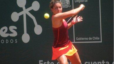 Fernanda Brito debutó con victoria en el ITF de Campos do Jordao - Cooperativa.cl