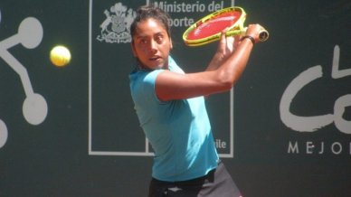 Daniela Seguel tuvo un esforzado paso a semifinales en Campos ... - Cooperativa.cl