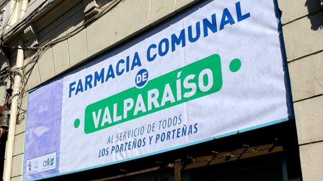 7da00ec07f Valparaíso ya tiene su propia farmacia popular - Cooperativa.cl